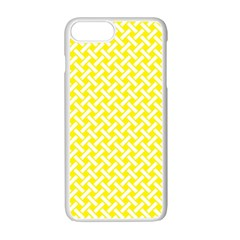 Pattern Apple Iphone 7 Plus White Seamless Case