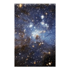 Large Magellanic Cloud Shower Curtain 48  X 72  (small)  by SpaceShop