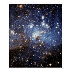 Large Magellanic Cloud Shower Curtain 60  X 72  (medium)  by SpaceShop