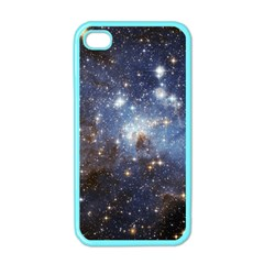 Large Magellanic Cloud Apple Iphone 4 Case (color) by SpaceShop