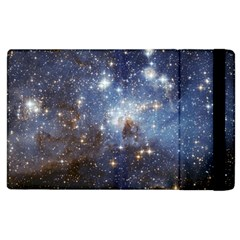 Large Magellanic Cloud Apple Ipad 3/4 Flip Case by SpaceShop