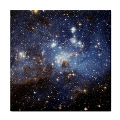 Large Magellanic Cloud Face Towel by SpaceShop