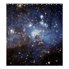Large Magellanic Cloud Shower Curtain 66  X 72  (large)  by SpaceShop