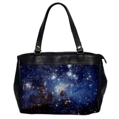Large Magellanic Cloud Office Handbags by SpaceShop