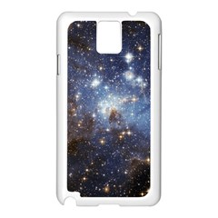 Large Magellanic Cloud Samsung Galaxy Note 3 N9005 Case (white) by SpaceShop