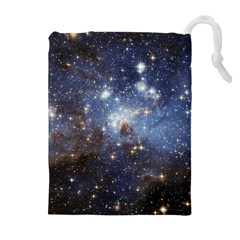 Large Magellanic Cloud Drawstring Pouches (extra Large)