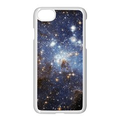 Large Magellanic Cloud Apple Iphone 7 Seamless Case (white)