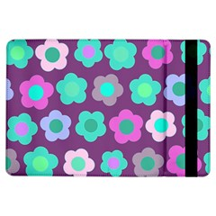 Floral Pattern Ipad Air Flip by Valentinaart