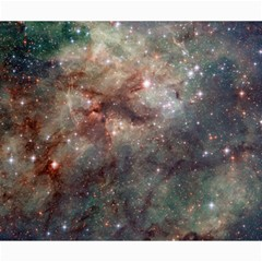 Tarantula Nebula Canvas 20  X 24   by SpaceShop