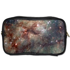 Tarantula Nebula Toiletries Bags 2 Side by SpaceShop
