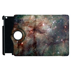 Tarantula Nebula Apple Ipad 3/4 Flip 360 Case by SpaceShop