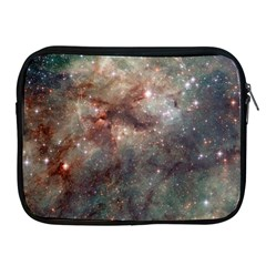 Tarantula Nebula Apple Ipad 2/3/4 Zipper Cases by SpaceShop