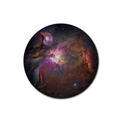 Orion Nebula Rubber Round Coaster (4 Pack)