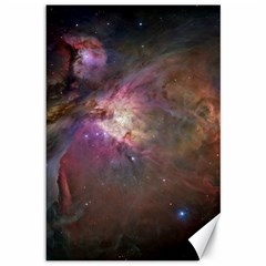Orion Nebula Canvas 12  X 18   by SpaceShop