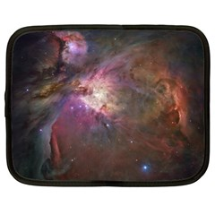 Orion Nebula Netbook Case (large) by SpaceShop