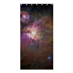 Orion Nebula Shower Curtain 36  X 72  (stall)  by SpaceShop