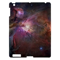 Orion Nebula Apple Ipad 3/4 Hardshell Case by SpaceShop