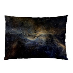 Propeller Nebula Pillow Case by SpaceShop