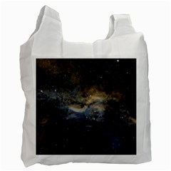 Propeller Nebula Recycle Bag (two Side)  by SpaceShop