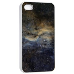 Propeller Nebula Apple Iphone 4/4s Seamless Case (white) by SpaceShop