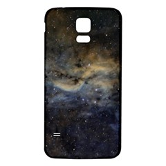 Propeller Nebula Samsung Galaxy S5 Back Case (white) by SpaceShop