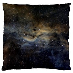 Propeller Nebula Large Flano Cushion Case (one Side) by SpaceShop