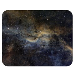 Propeller Nebula Double Sided Flano Blanket (medium)  by SpaceShop