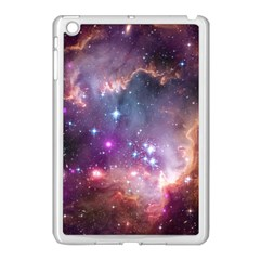 Small Magellanic Cloud Apple Ipad Mini Case (white) by SpaceShop