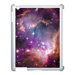 Small Magellanic Cloud Apple Ipad 3/4 Case (white) by SpaceShop