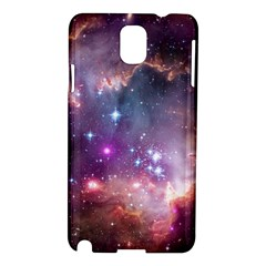 Small Magellanic Cloud Samsung Galaxy Note 3 N9005 Hardshell Case by SpaceShop