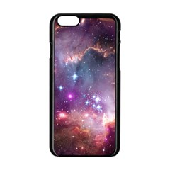 Small Magellanic Cloud Apple Iphone 6/6s Black Enamel Case by SpaceShop