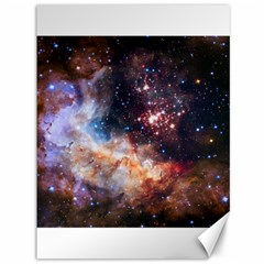 Celestial Fireworks Canvas 36  X 48   by SpaceShop