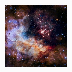 Celestial Fireworks Medium Glasses Cloth by SpaceShop