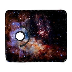 Celestial Fireworks Galaxy S3 (flip/folio) by SpaceShop