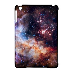 Celestial Fireworks Apple Ipad Mini Hardshell Case (compatible With Smart Cover) by SpaceShop