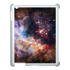 Celestial Fireworks Apple Ipad 3/4 Case (white) by SpaceShop