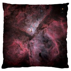 Carina Peach 4553 Large Cushion Case (two Sides) by SpaceShop