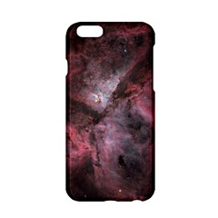 Carina Peach 4553 Apple Iphone 6/6s Hardshell Case by SpaceShop