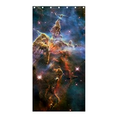 Pillar And Jets Shower Curtain 36  X 72  (stall)  by SpaceShop