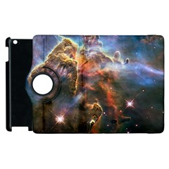 Pillar And Jets Apple Ipad 3/4 Flip 360 Case by SpaceShop