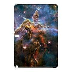 Pillar And Jets Samsung Galaxy Tab Pro 12 2 Hardshell Case by SpaceShop