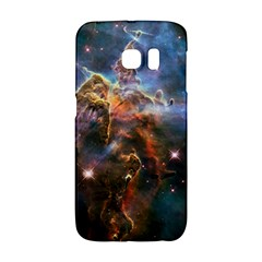 Pillar And Jets Galaxy S6 Edge by SpaceShop