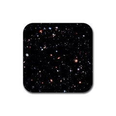 Extreme Deep Field Rubber Coaster (square)  by SpaceShop