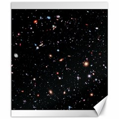 Extreme Deep Field Canvas 8  X 10  by SpaceShop
