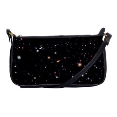 Extreme Deep Field Shoulder Clutch Bags by SpaceShop