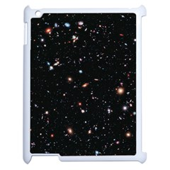 Extreme Deep Field Apple Ipad 2 Case (white) by SpaceShop