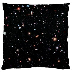 Extreme Deep Field Large Cushion Case (two Sides) by SpaceShop