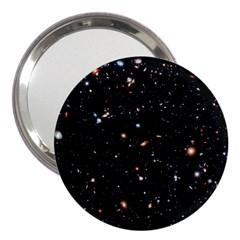 Extreme Deep Field 3  Handbag Mirrors by SpaceShop