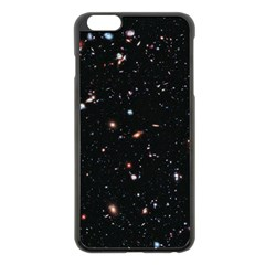 Extreme Deep Field Apple Iphone 6 Plus/6s Plus Black Enamel Case by SpaceShop