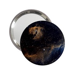 Seagull Nebula 2 25  Handbag Mirrors by SpaceShop